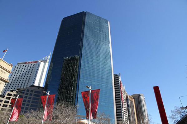 贝罗尼集团澳洲总部盖特威大厦(GATEWAY)